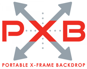 PXB Portable X-Frame Backdrop System